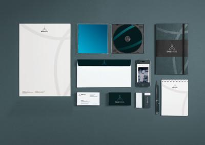 Identidade-branding SMB Instal
