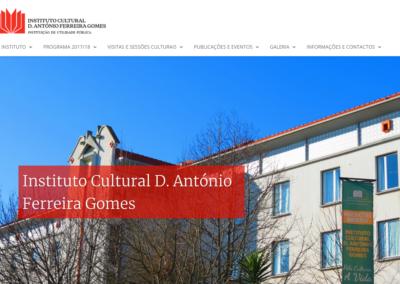 Instituto Cultural D. António Ferreira Gomes