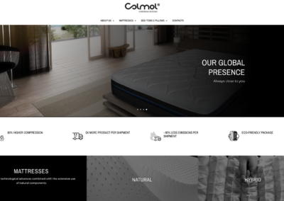 Colmol bedding